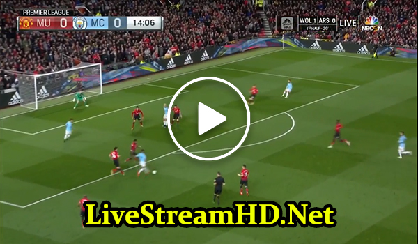 Manchester United 0-2 Manchester City - GOALS and Highlights [Video]